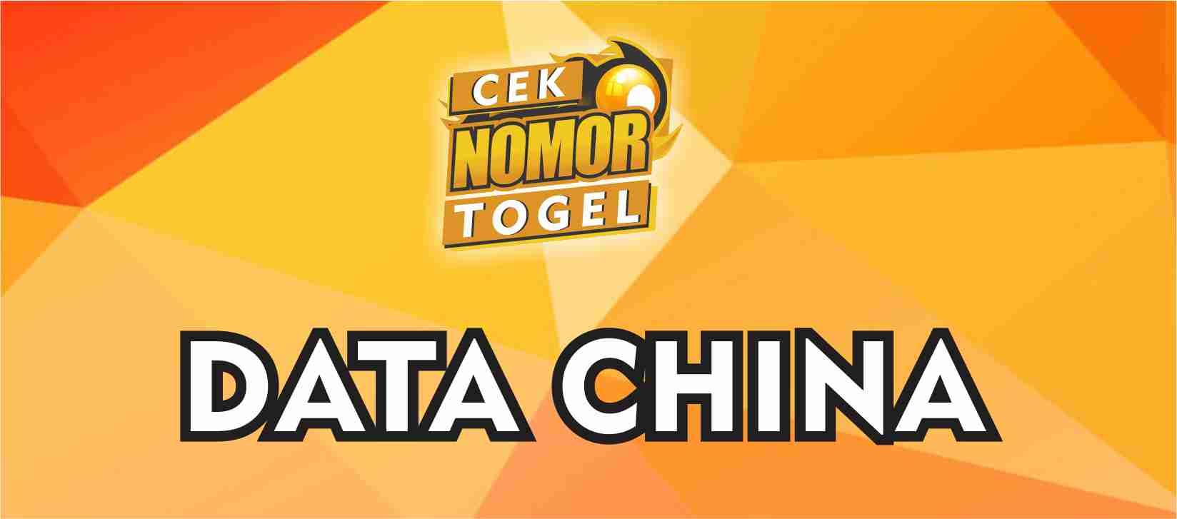KELUARAN CHINA LENGKAP