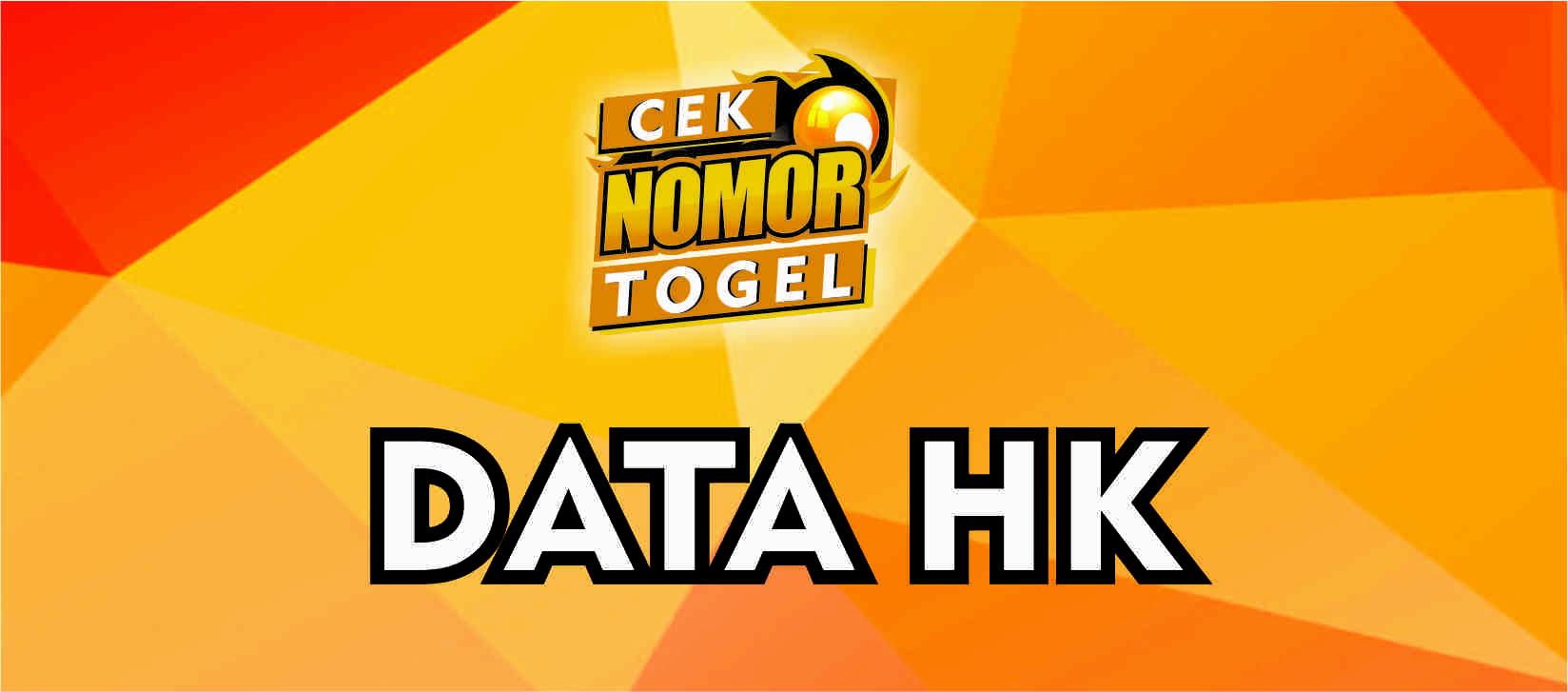 Pengeluaran Data Angka Keluaran Togel Hongkong